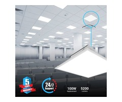 Designed For Commercial Businesses, We Provide Best Quality LED Troffer Light At Discounted Prices!