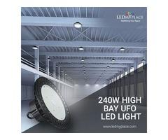Best LED High Bay Light to Brighten Indoor Stadium