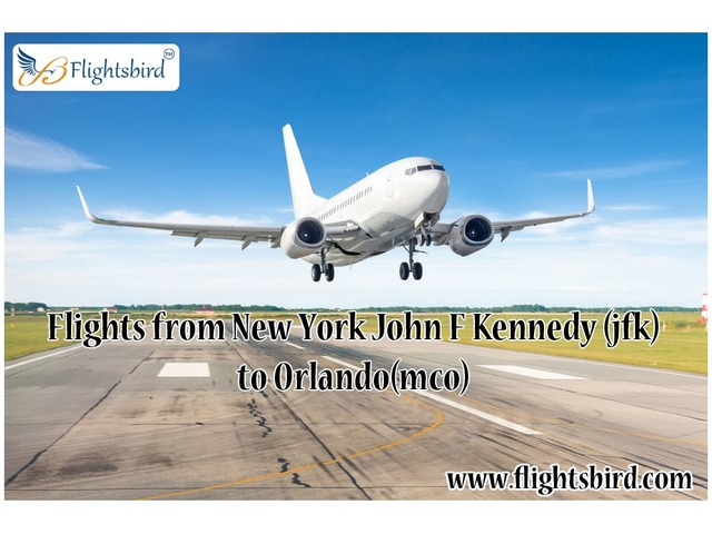 Book Cheap flights from JFK to MCO	 | free-classifieds-usa.com