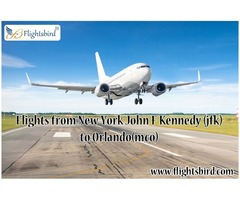 Book Cheap flights from JFK to MCO