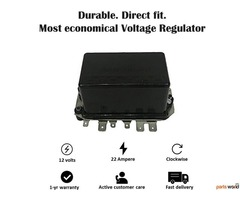 High Power Voltage Regulator for Tractor