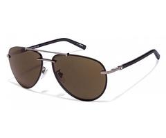 Mont Blanc Unisex Sunglasses