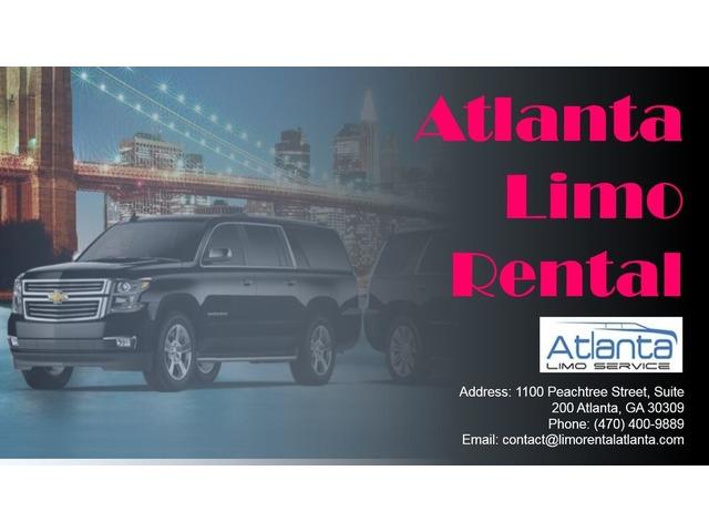 Atlanta Limo Rentals | free-classifieds-usa.com