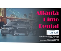 Atlanta Limo Rentals