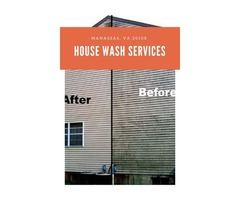 House Wash Siding Cleaning