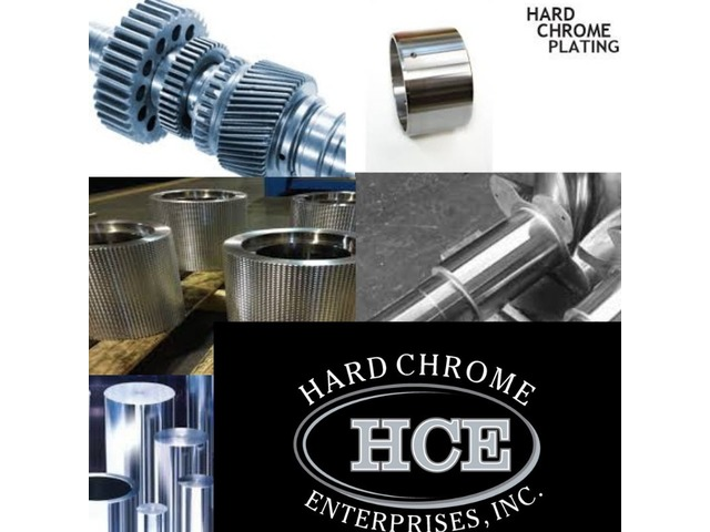 Best Hard Chrome Plating Service | Industrial Hard Chrome