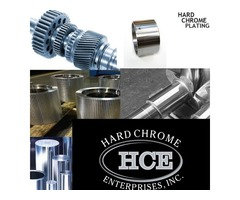 Best Hard Chrome Plating Service | Industrial Hard Chrome Service
