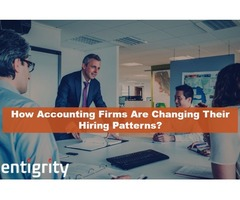 How Accounting firms Changing Its Hiring Process?