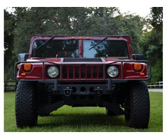 2001 Hummer H1 | free-classifieds-usa.com