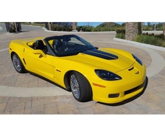 2013 Chevrolet Corvette 427 Convertible 2-Door