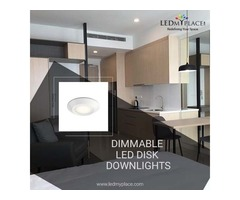 Best Dimmable LED Disk Downlights For Big Savings