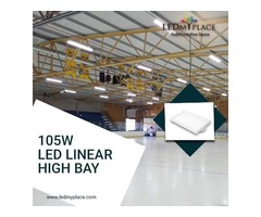 Choose Excellent LED Linear High Bay For Your Warehouses Sale