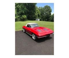 1963 Chevrolet Corvette convertible | free-classifieds-usa.com