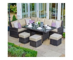 Rattan Dining Sets for a Lavish Setting | free-classifieds-usa.com