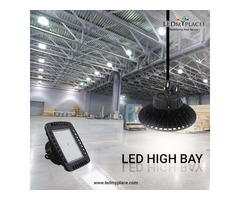 Excellent Led High Bays For Highest Saving Of Electricity
