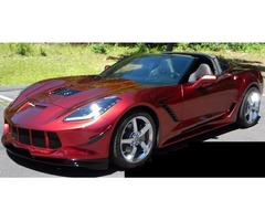 2014 Chevrolet Corvette Stingray Coupe Wide-Body 2LT