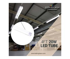 Switch to Best T8 4ft 20W LED Tube to Save Environment