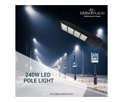 Ypou Buy The Best New 240W LED Pole Light On Sale