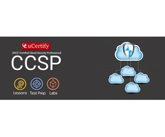 Be a Certified Cloud Security Professional with uCertify