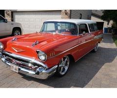 1957 Chevrolet Nomad Belair