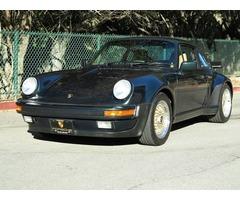 1989 Porsche 911 TURBO 930