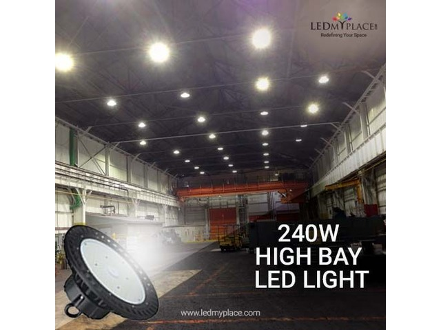 You see  The Best New 240w High Bay LED Light On Sale | free-classifieds-usa.com