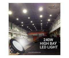 You see  The Best New 240w High Bay LED Light On Sale