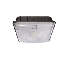 These LED Dimmable Canopy lights are the most reliable lighting solution for outdoor