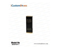 Get custom Mascara Boxes at wholesale price