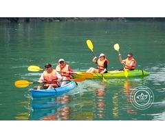 Kayaking Tours Ha Long Bay Vietnam Kayaking Holidays Ha Long Bay