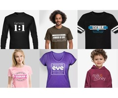 Unique Christian T-shirts
