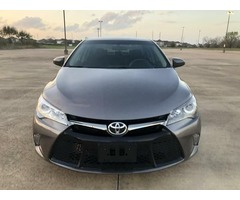 2017 Toyota Camry LE 4dr Sedan Sedan GRAY | free-classifieds-usa.com