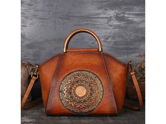 Genuine Leather Handbag   free-classifieds-usa.com