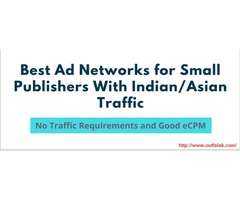 CPC Network For Small Publishers