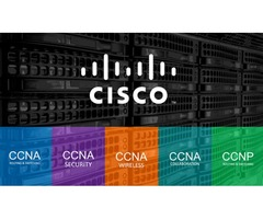 Learn Professional Cisco It Networking Courses