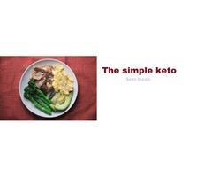 Get keto recipies online the simple keto | you diet expert