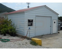 Get The Competitive Metal Garage Prices in Mount Airy