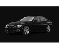 Used 2016 BMW 3 Series 328i Sedan RWD For Sale In Torrance
