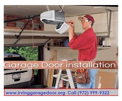 BBB A+ Rated Garage Door Installation & Replacement Services ($25.95) Irving, 75039 TX