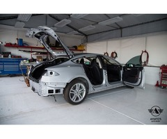 Tesla Collision Repair Centers- Compact Auto Body Inc