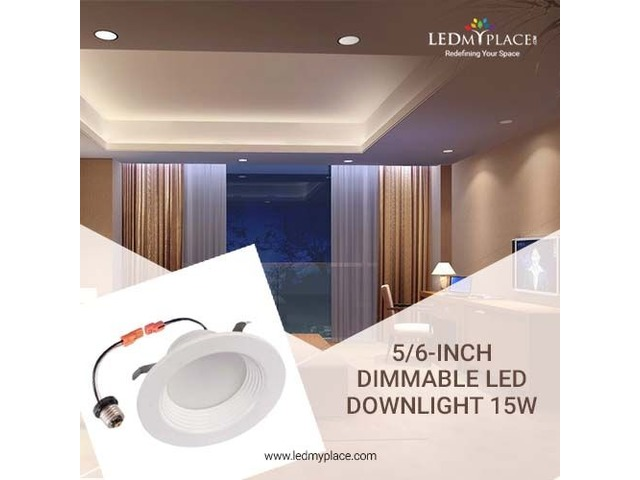 The Best New 5/6'' dimmable LED downlights On Sale | free-classifieds-usa.com