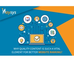 WHY QUALITY CONTENT IS SUCH A VITAL ELEMENT FOR BETTER WEBSITE RANKING? | free-classifieds-usa.com