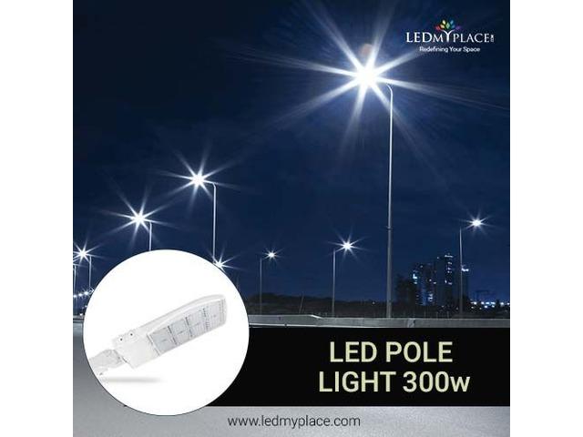 The Best New 300w LED Pole On Sale | free-classifieds-usa.com