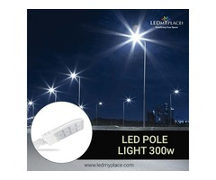 The Best New 300w LED Pole On Sale