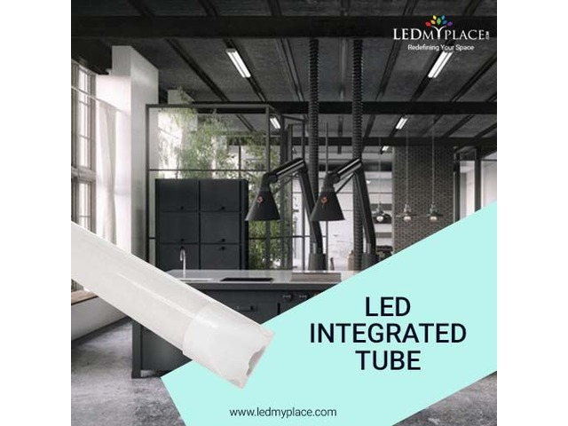 Save 90% Electricity by Shifting to LED Integrated Tubes | free-classifieds-usa.com