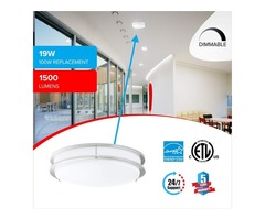 This New Year Install Flush Mount LED Ceiling Lights in your homes | free-classifieds-usa.com