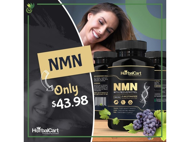 Buy NMN Supplement With Resveratrol - Anti Aging Supplement | free-classifieds-usa.com