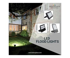 Why It's Better To Install LED Flood Lights At The Outer Places | free-classifieds-usa.com