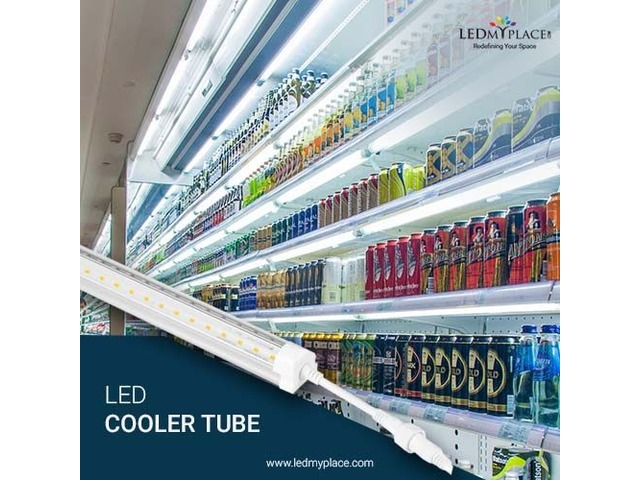 These LED Cooler Tubes Are More Strong And Durable  | free-classifieds-usa.com