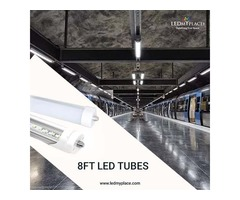 The Best New 8ft LED Tube On Sale